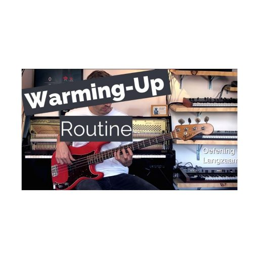 Warming-Up Routine