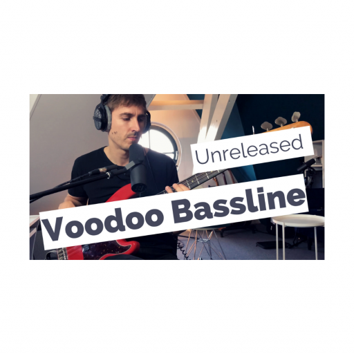 Unreleased Voodoo Bassline