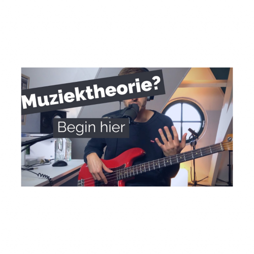 Muziektheorie? Begin hier